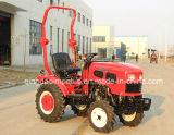 Mini Tractor 16HP 4X4 met Ce Approved van Kohler Engine