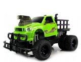 28281404-скорости игрушки джунглей неба гром Dually электрический погрузчик ДУ 1-12 RTR (зеленый)