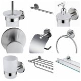 Supporto accessorio della toletta dell'acciaio inossidabile 304 della stanza da bagno sanitaria degli articoli