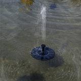 Декоративные воды мини солнечная панель фонтан насоса солнечного сада и ландшафтного водяной насос