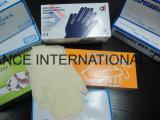 明確な粉の自由な医学の使い捨て可能なビニールの手袋