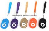 2018 tamanho de dedo do alto-falante Bluetooth mais conveniência para tomar em todos os lugares