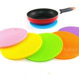 Esteira resistente ao calor da isolação do copo dos Coasters do silicone moderno para a cozinha