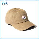 Gorra de algodón promocional 3D Diseño de logotipo personalizado