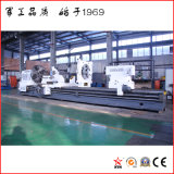 Tornio convenzionale professionale per l'asta cilindrica di giro, cilindro, tubo (CG61100)