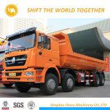 El precio bajo 8X4 de 40 metros cúbicos HOWO camiones volquete Camión volquete