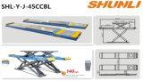 Vente d'usine Shunli 4 tonnes de Relevage Hydraulique de voiture
