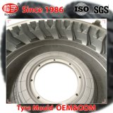 Tecnologia di CNC muffa della gomma delle 2 parti per il pneumatico di 18X8.5-8 ATV