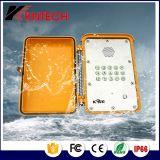 Waterdichte Telefoon Kntech knsp-13 voor Weg/Metro, Communicatie van de Telefoon van de Noodsituatie Apparatuur