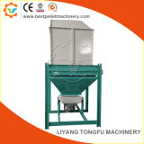 Refrigerador de fluxo do contador para alimentação animal
