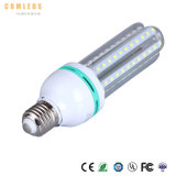 """lámpara ahorro de energía de la dimensión de una variable LED de 175-265V 7W """"U """" con Ce"""