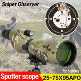Sp13 25-75X95apoの偵察のスコープCl28-0018