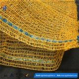 Großverkauf 50*80cm PET Ineinander greifen-Kartoffel-Sack 25kg
