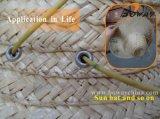 2개의 헤드 고속 일 산업 작은 구멍 꿰매는 Buttonhole 기계 당 8000의 부대