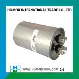 Capacitor de funcionamento Cbb65 de RoHS 370V 440V 25UF 80UF