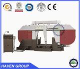 Horizontale doppelte Spalte-Stahlbandsawing-Maschine