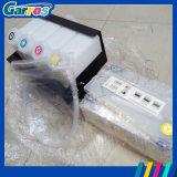 A dupla Dx5 Chefes 1440dpi Impressora Banner Impressora Solvente ecológico