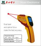 Infrarode Thermometer -58f ~ 1022f van het niet-Contact van de Laser van het Kanon van de temperatuur de Dubbele