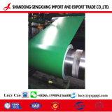 Премьер-качества зеленого цвета из стали с покрытием катушки PPGI