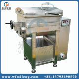 Misturador quente do vácuo da carne da venda