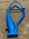Bâti de bicyclette dans le bâti de bicyclette d'action/découpeur/bâti noir de bicyclette avec le réservoir de gaz