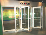 Conch 60 pieghevole scorrevole PVC / UPVC porta