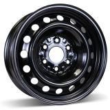 (4-98) серебряная стальная оправа колеса снежка 14X5.5j