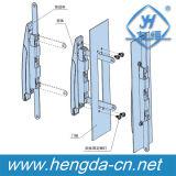 Governo elettrico dello zinco nero serratura di controllo del Rod dei 3 punti (YH9530)