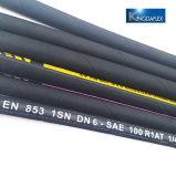 유연한 Rubber Hose 또는 High Pressure Hose/Hydraulic Hose DIN 857 En 1sc