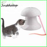 Il laser automatico Pets i gatti del giocattolo che girano il giocattolo del gatto del proiettore del laser