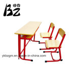 Muebles de /School del solo del estudiante escritorio y de la silla (BZ-0055)