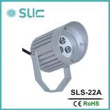 Hot Sale7.5W funde el proyector de aluminio de aluminio del LED
