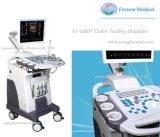 Colorer le type de matériel d'échographie-Doppler 3D cardiaque Doppler