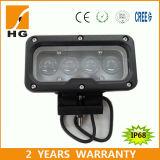 CREE 60W LED Selbstlicht des Arbeits-Licht-Quadrat-4D LED für LKW