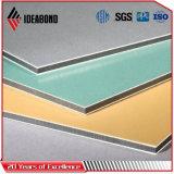 15year保証のIdeabond PVDFのNano物質的なアルミニウム合成のパネル