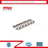 ステンレス鋼の不足分ピッチの精密ローラーは(Bシリーズ) ANSI/ISOの標準を連鎖する