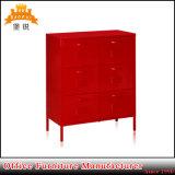 Jas-122 steuern Dekorationwhitewash-Schrank mit reichlichen Speicherwohnzimmer-Möbeln automatisch an