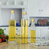 бутылка круглого/квадратного оливкового масла 100-1000ml стеклянная