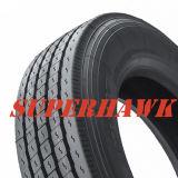 41 años de historia Presentación Superhawk fábrica de neumáticos 245/70R19,5