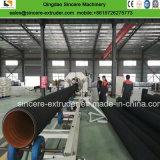 HDPE\РР двойные стенки гофрированную трубу сделать линию\Дубаи дренажных труб линии