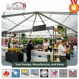 Het aangepaste Transparante Ontwerp van de Tent met Duidelijke Bovenkant voor Catering