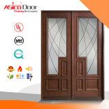 純木のドア、出入口、外部ドア