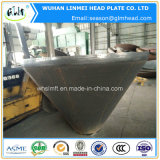 Protezioni di estremità servite cape coniche del acciaio al carbonio grandi
