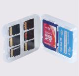 8 in 1 Plastikkarten-Kasten für Mikro-Ableiter-Ableiter-Karte