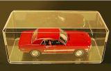 Le grand véhicule acrylique clair d'OEM moule des cas d'exposition