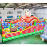 Pirate Jumping gonflable Castle / Kid Castle Entertainment Trampoline gonflable