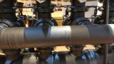 H печатает водопотреблению для орошения фермы автоматическую систему на машинке фильтрации диска