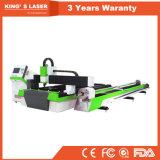 machine de découpage de feuillard de la commande numérique par ordinateur 1500W-3000W et de laser de fibre de pipes
