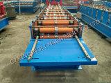 Roulis en acier de tuile de Ridge de couleur formant la feuille de machine/fer faisant la machine