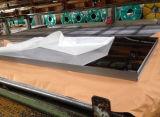 Espejo Super Hoja de acero inoxidable de 8K de película de PVC con doble
